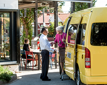 Community Transport & Aged Care Vehicles